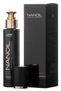 Öl für Haare mit geringer Porosität - Nanoil